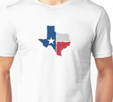 Texas State Flag Unisex T-Shirt
