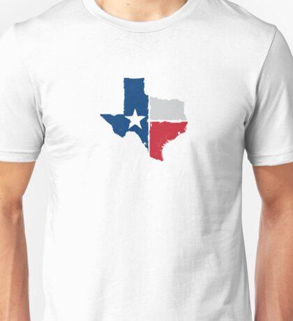 Texas State Flag Unisex T-Shirt