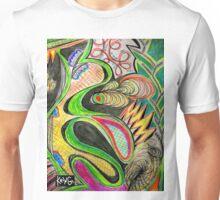 Infinite Intricate Patterns KRING Unisex T-Shirt