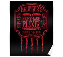 Krueger's Nightmare Elixir Poster
