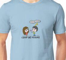Coup de foudre Unisex T-Shirt