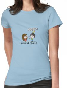 Coup de foudre Womens Fitted T-Shirt
