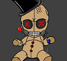Voodoo Doll by WTF-Arts