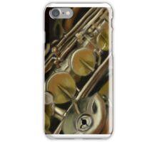 Saxophone Digital Painting iPhone Case/Skin