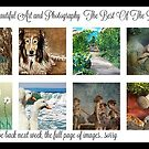 Features 10-13-16 New Creations Of Beautiful Art and Photography by Sherri     Nicholas