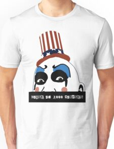 Sid Haig, Captain Spaulding- House of 1000 Corpses Unisex T-Shirt