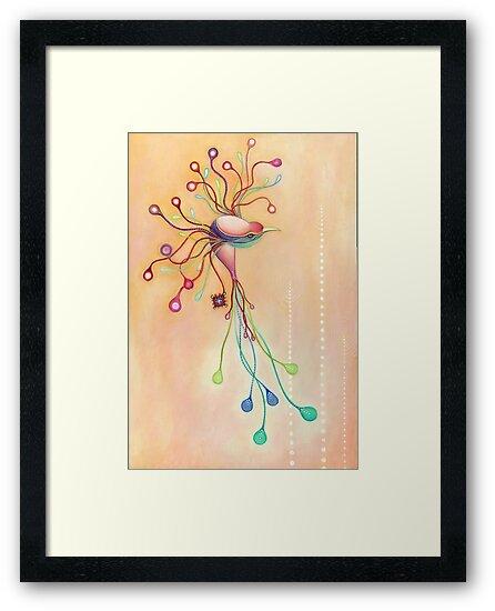 birdfish by Martina Stroebel