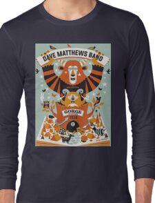 DMB25 The Gorge Amphitheatre George WA, TOUR 2016 Long Sleeve T-Shirt