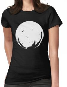 MARK OF THE TRAVELLER  Womens Fitted T-Shirt