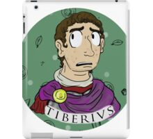 Emperor Tiberius - Green iPad Case/Skin