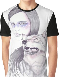 Wolf Like Me Graphic T-Shirt