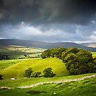 Inglebrough Rainbow by David Lewins