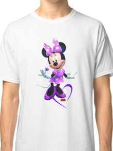Lady Mouse with Jewel Classic T-Shirt