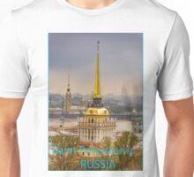 Saint Petersburg Admiralty Unisex T-Shirt