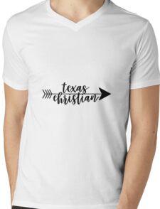Texas Christian Mens V-Neck T-Shirt