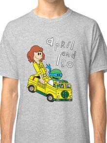 April and Leo Classic T-Shirt
