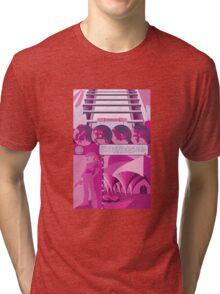 Saffron city Tri-blend T-Shirt