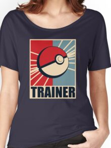 Trainer Women's Relaxed Fit T-Shirt