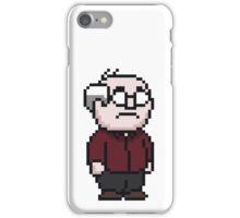 PIERCE HAWTHORNE iPhone Case/Skin