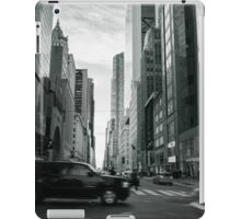 Speed Kings iPad Case/Skin