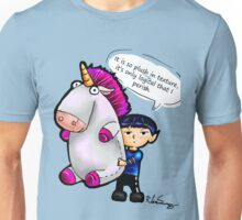 It's only logical Unisex T-Shirt