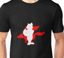 Super Smash Bros. Melee Fox Silhouette Unisex T-Shirt