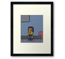 (5) Abed Nadir -Poster Series Framed Print