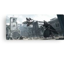 High Profile Assassination Canvas Print