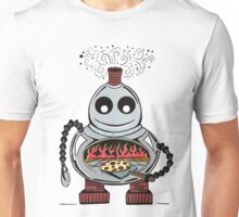 Pizza Bot Unisex T-Shirt