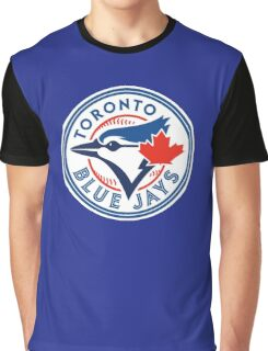 Blue Jays Logo! Graphic T-Shirt