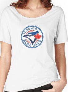 Blue Jays Logo! Women's Relaxed Fit T-Shirt
