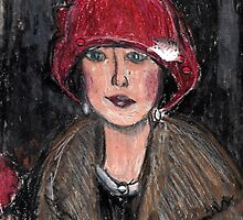 The Red Hat 1920's #1 in a Series by RobynLee
