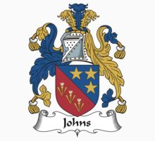 Johns Coat of Arms (Scottish) Kids Clothes