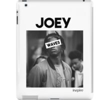 Joey Badass - Waves iPad Case/Skin
