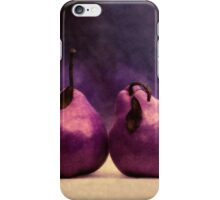 pears in love iPhone Case/Skin