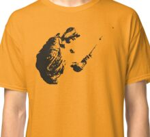 Star Wars Rogue One Jedi Buried Statue Jedha Classic T-Shirt