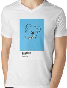 Lapras Pantone Mens V-Neck T-Shirt
