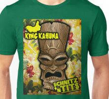 King Kahuna Schnitzel n Tits Luau Shirt! Unisex T-Shirt