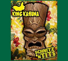 King Kahuna Schnitz n Tits Luau Shirt! Unisex T-Shirt