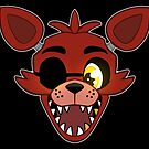 FNAF Foxy by Sciggles