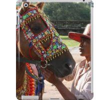 Siem Reap Horseman iPad Case/Skin
