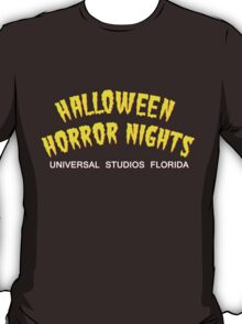 Retro Horror Nights T-Shirt