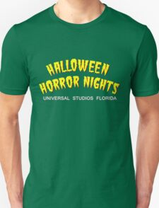 Retro Horror Nights T-Shirt