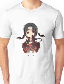 Chibi Itachi Uchiha Unisex T-Shirt