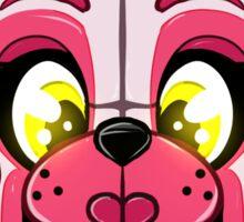 FNAF Funtime Foxy Sticker