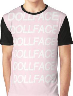 dollface pastel princess Graphic T-Shirt