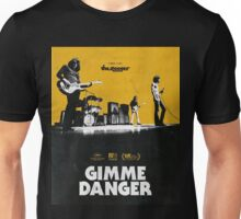 Iggy Pop Gimme Danger Unisex T-Shirt