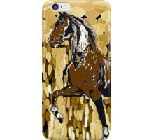Magnificent Stallion #4 iPhone Case/Skin