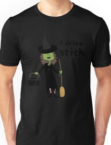 I Drive Stick Unisex T-Shirt