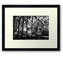 St Mary's by the Sea  Framed Print